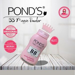 Ponds BB Magic Powder 100% Original Thailand
