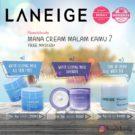 Laneige Water Sleeping Mask And Tone Up