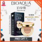 Bioaqua BB Cushion Gold + Refill 2in1 Liquid Original