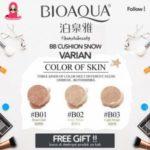 Paket Bioaqua Beauty Snow (BB Cushion + Blush On) Original Paling Murah