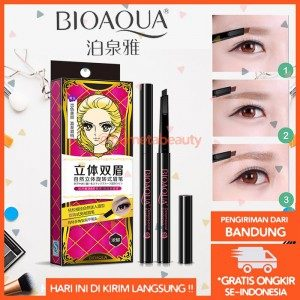 Bioaqua Pensil Alis Dimensional Eyebrow Pencil