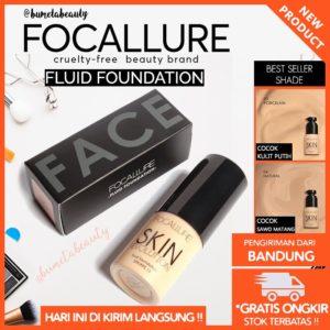 Focallure Fluid Foundation Ori Skin Evolution