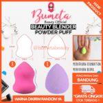 MAANGE Beauty Blender Sponge Mini Make Up Puff Lembut