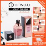 O.TWO.O Liquid Blush On Cair Original Kosmetik Tahan Lama