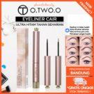 O.TWO.O Liquid Eyeliner Warna Hitam Waterproof Dan Tahan Lama