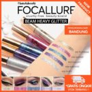 Focallure Beam Heavy Glitter Eyeliner Bandung
