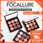 Focallure Eyeshadow Pallete 9 Warna